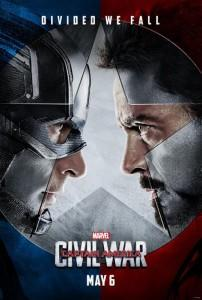 Póster de Captain America: Civil War