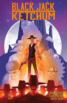 BLACK JACK KETCHUM en El Heraldo de Galactus
