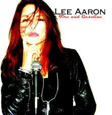 Lee Aaron Fire and Gasoline (2016) Vuelve a encender la llama del Hard Rock