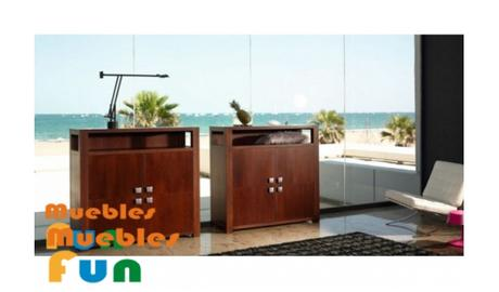 Aparadores rústicos: ¡muebles y estanterías rústicas!