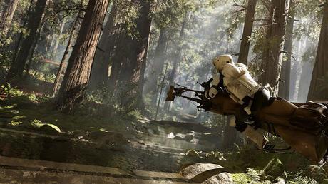 Revelado el contenido de Star Wars Battlefront previsto para junio