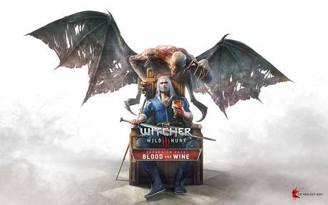 Revelada la portada de The Witcher 3: Wild Hunt - Blood and Wine