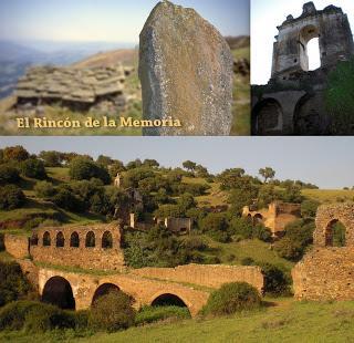 Colaboraciones de Extremadura, caminos de cultura: Convento de la Luz en Moncarche, en el Rincón de la Memoria, de Canal Extremadura Radio