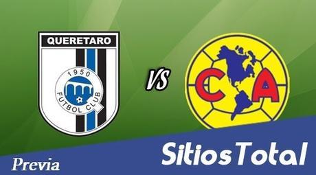 Querétaro vs América previa, hora, canal – Jornada 14 Clausura 2016 Liga MX