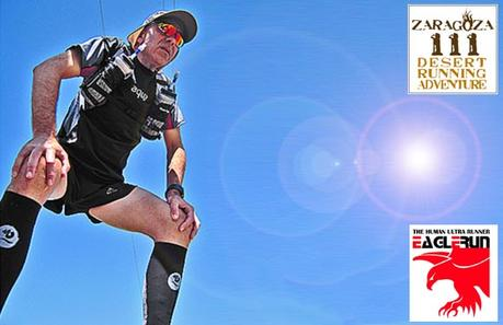 Zaragoza 111 - Desert Running Adventure. Eaglerun