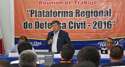 """PRESENTAN BALANCE DE ACTIVIDADES DESARROLLADAS PARA CONTRARRESTAR FENÓMENO """"EL NIÑO""""…"""