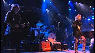 The Waterboys - The man with the winds at his heels (Live) (2007)