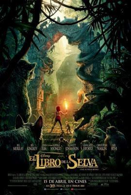 El Libro de la Selva: Una nueva epopeya en acción real, dirigida por Jon Favreau.