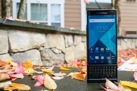 Ya está disponible en México el Blackberry PRIV