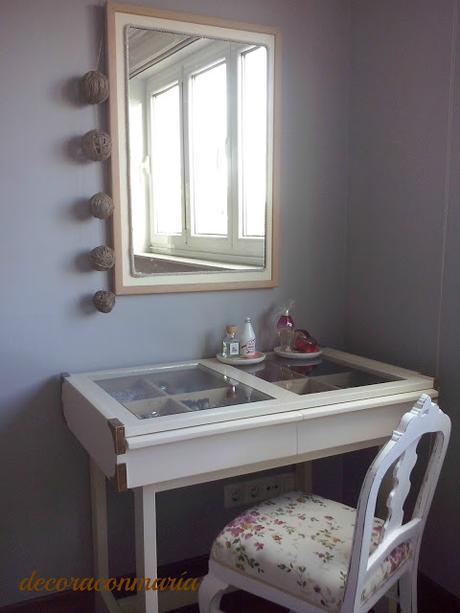 Espejo para tocador estilo n rdico paperblog - Espejo nordico ...