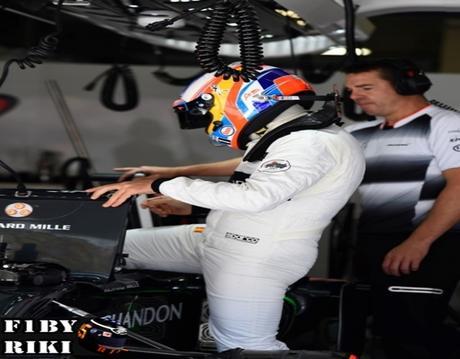 Alonso recibe el permiso para disputar el resto del GP de China