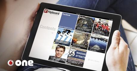 Flipboard, el resumen de la prensa del siglo XXI
