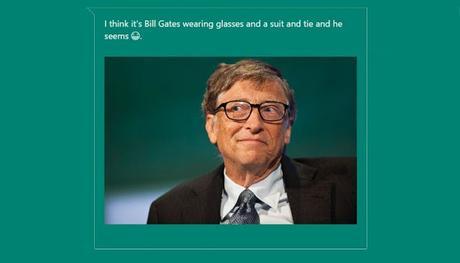 Bot de Microsoft añade descripciones automáticas a tus fotos