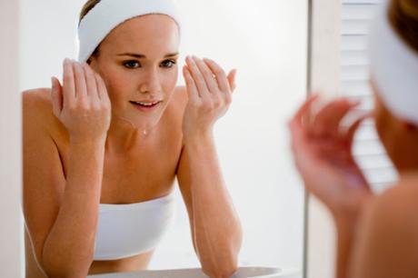 limpieza piel