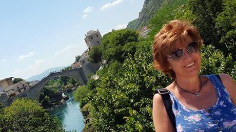 La ciudad vieja de Mostar