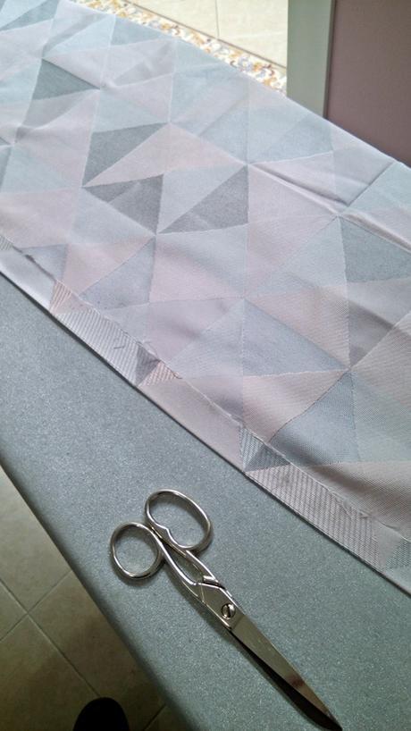 Como hacer un dobladillo a una cortina sin coser paperblog - Dobladillo cortinas ...