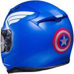 Casco del Capitán América