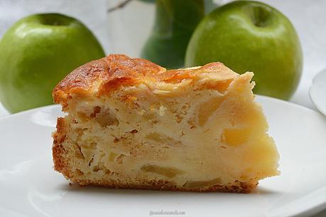 Bizcocho 4 x 9 (de manzana)