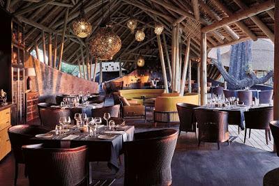 Lodge Rustico en Botswana