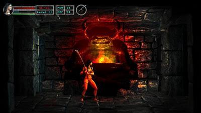 La espada salvaje de Age of Barbarian ya tiene fecha de salida