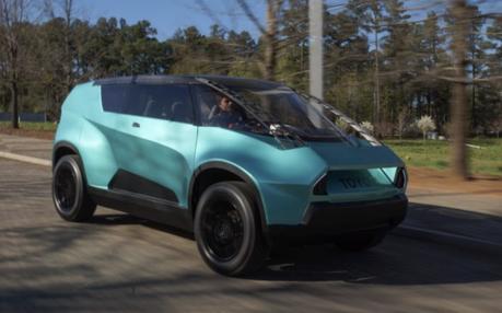 Toyota revela su nuevo Auto Ubox (Video)