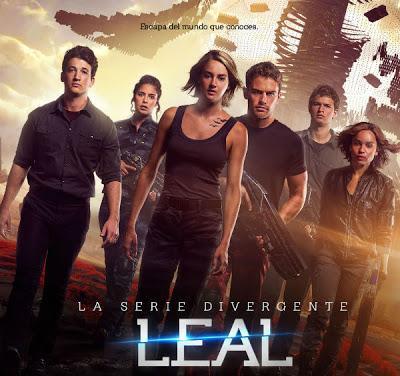 Saga Divergente - Leal - Critica