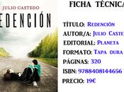 Reseña: Redención, Julio Castedo