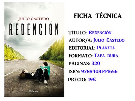 Reseña: Redención, de Julio Castedo