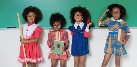 curly girls Kids