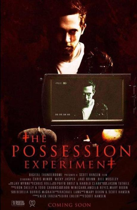 @possessyourself: Afiches y tráiler de #ThePossessionExperiment