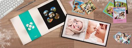 Álbum de fotos de IMPRIFY – un regalo perfecto para el Día de la Madre