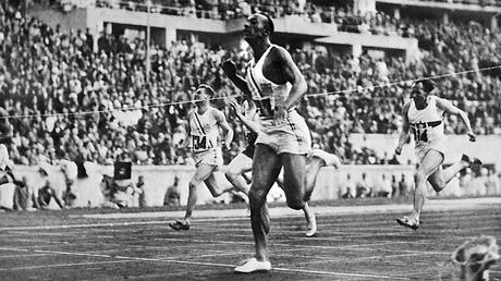 Jesse Owens: el hombre y el mito
