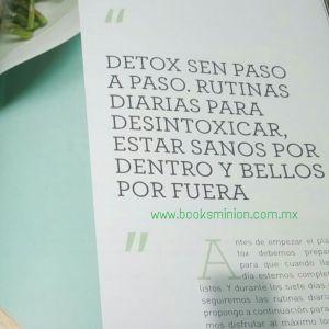 Detox SEN para estar sanos por dentro y bellos por fuera [fotoreseña]