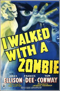 Yo anduve con un zombie (I walked with a zombie, Jaques Tourneur, 1943. EEUU)