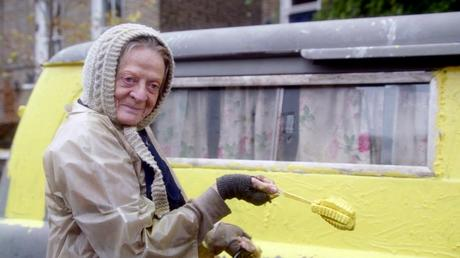 Críticas: 'The lady in the van' (2015)