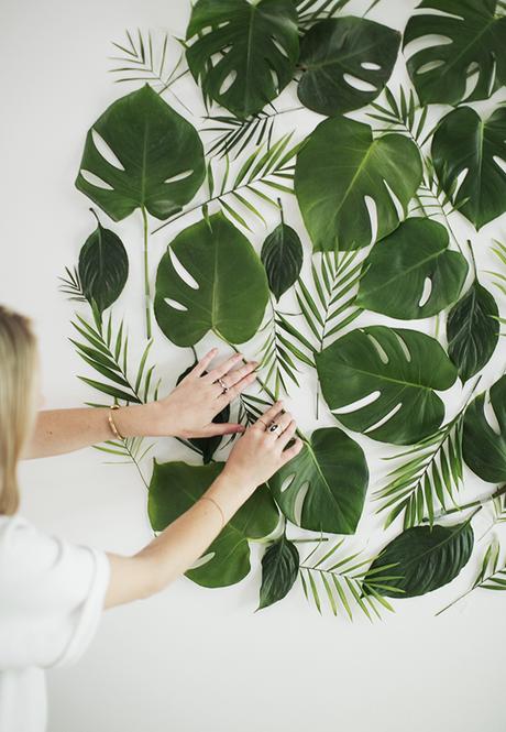diy-mural-hojas-naturales-leaf-backdrop