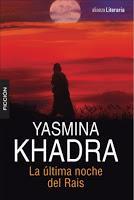 Entrevista a Yasmina Khadra