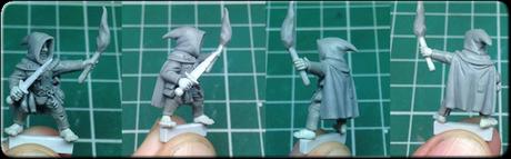 Avances del Kickstarter Halflings - Westfalia Miniatures
