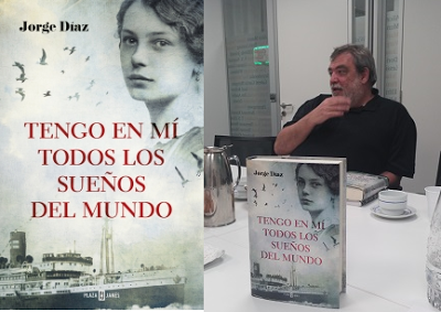 ENCUENTRO CON JORGE DIAZ - TENGO EN MI TODOS LOS SUEÑOS DEL MUNDO
