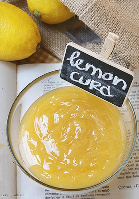 receta de crema de limón