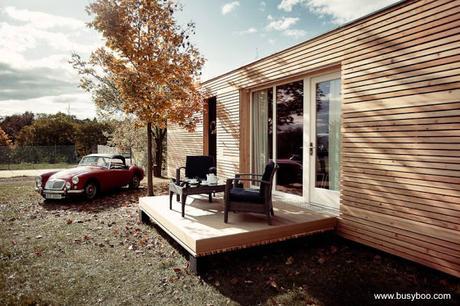 Por qué elegir una moderna casa prefabricada.