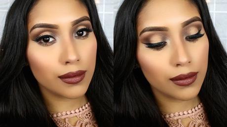Tendencia en maquillaje: labios color café