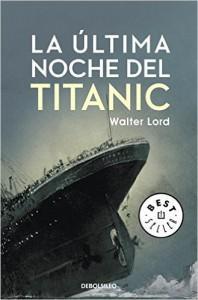 Un libro sobre el hundimiento del Titanic