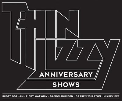 Thin Lizzy completan el cartel del Rock Fest Bcn 2016