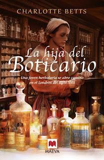 La hija del boticario (Charlotte Betts)