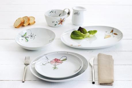 vestir mesa porcelana productos de diseo porcelana hogar platos y vajillas con flores platos decorados novedades
