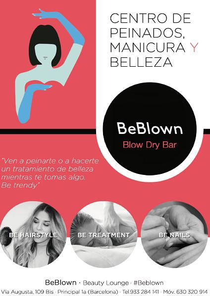 BeBlown el nuevo concepto de belleza que está revolucionando Barcelona
