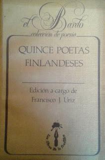 Poesía Nórdica (5): Elmer Diktonius (2):
