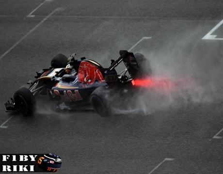 Sainz y Verstappen entran nuevamente en el top 10 en Shanghai