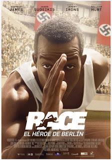 'Race, el héroe de Berlín'